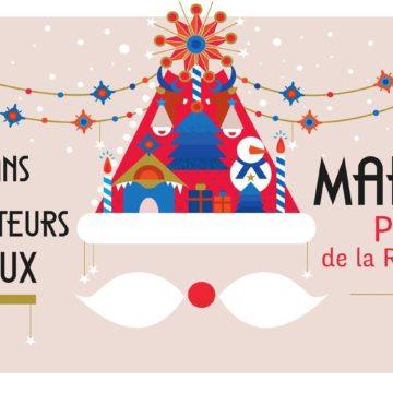 Au Marché de Noël de Limoges